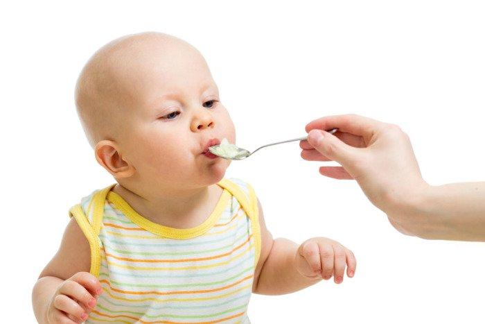 рыбный прикорм для малыша