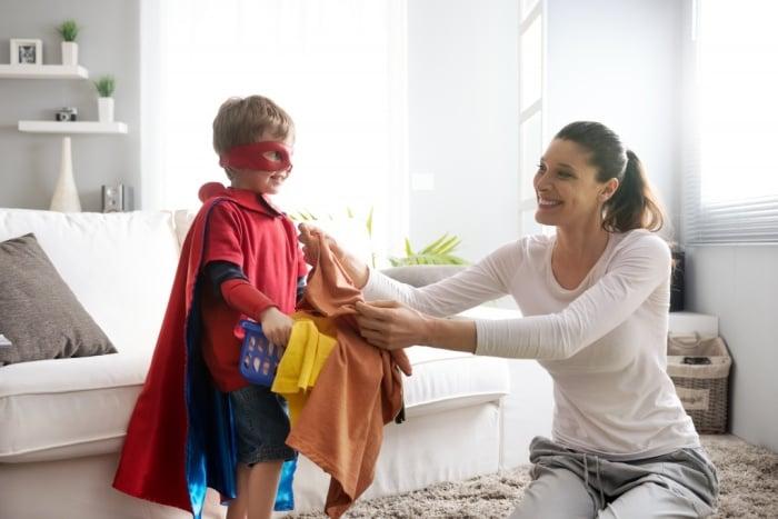 мотивация ребенка для выполнения уборки