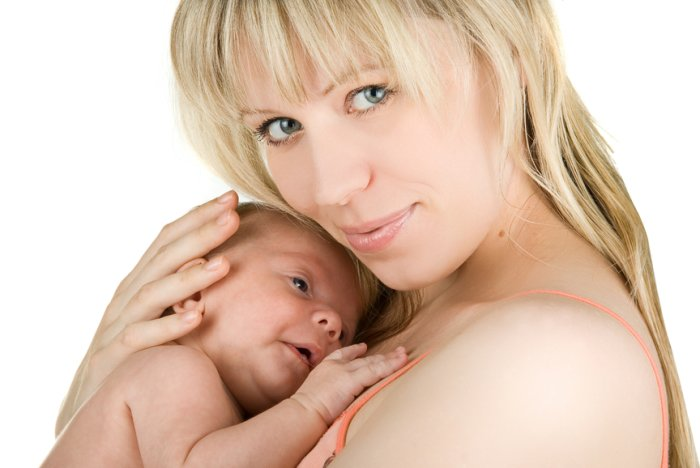 икота у малыша после кормления грудью