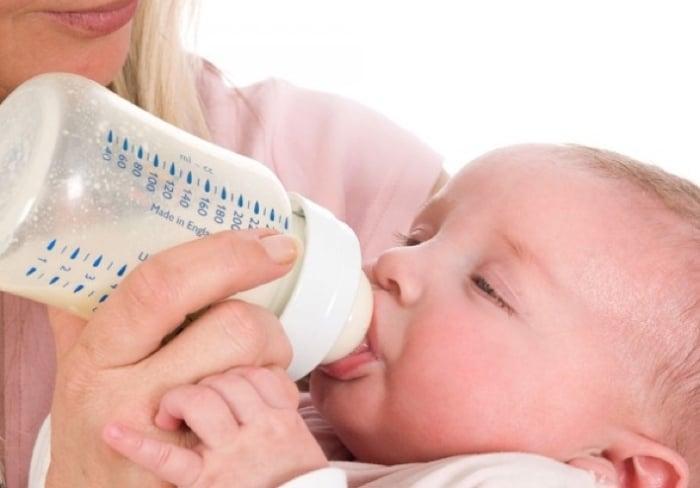 перевод на молочную смесь при геморрое