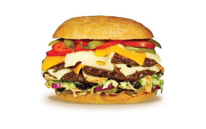 гамбургер при грудном вскармливании
