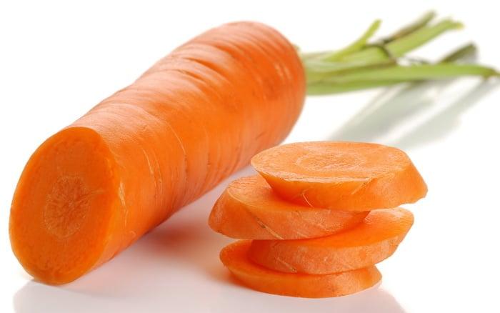 вареная морковь при грудном вскармливании