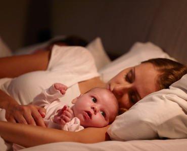 ночное кормление грудью