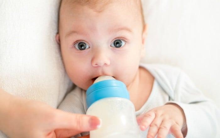 перевод на искусственное питании при молочнице