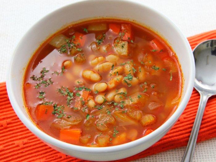 суп с нутом при грудном вскармливании