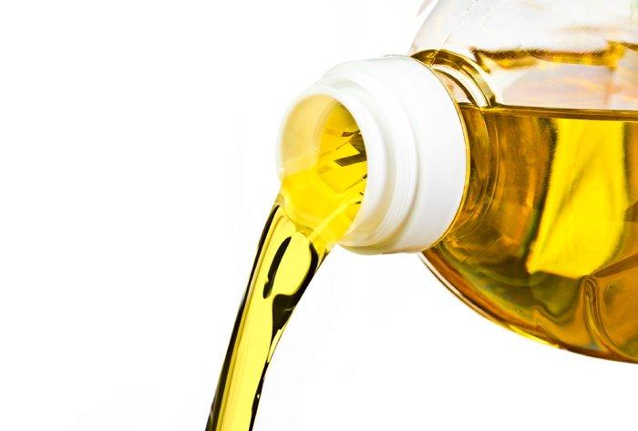 хранение льняного масла