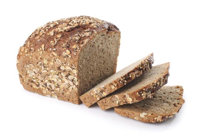 цельнозерновой хлеб при грудном вскармливании