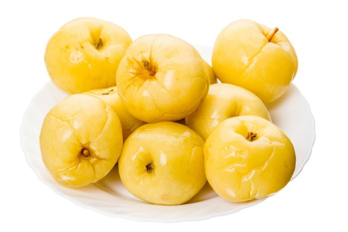 вареные яблоки для прикорма грудничка