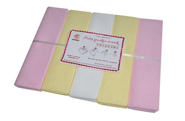 ситцевые пеленки для выписки из роддома