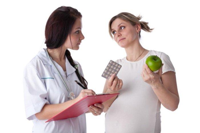 анемия при беременности
