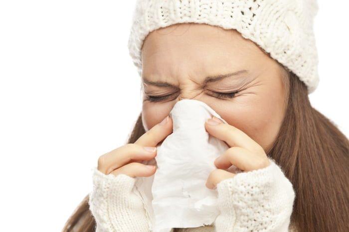 инфекционное заболевание носа у кормящей мамы