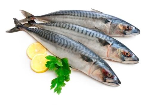 соленая рыба для кормящей мамы