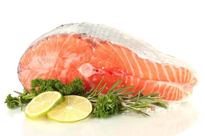 морская рыба в рационе кормящей мамы