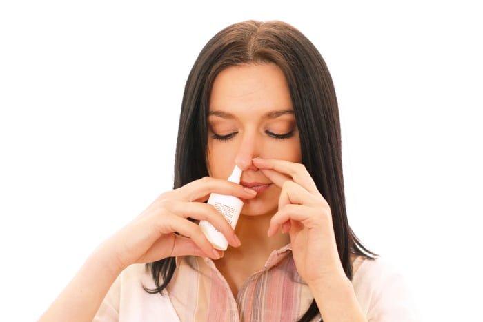 деринат при простуде у кормящей мамы