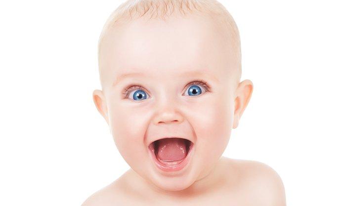 прорезывание зубов у малыша