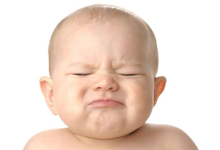 запор у шестимесячного малыша