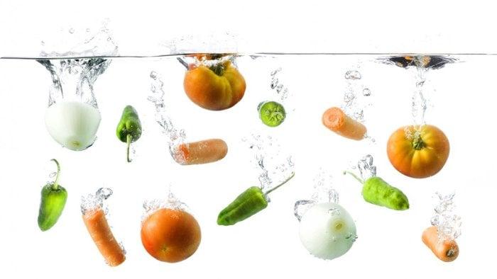 чистые овощи в прикорм грудничку