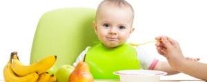 фруктовый прикорм для грудничка