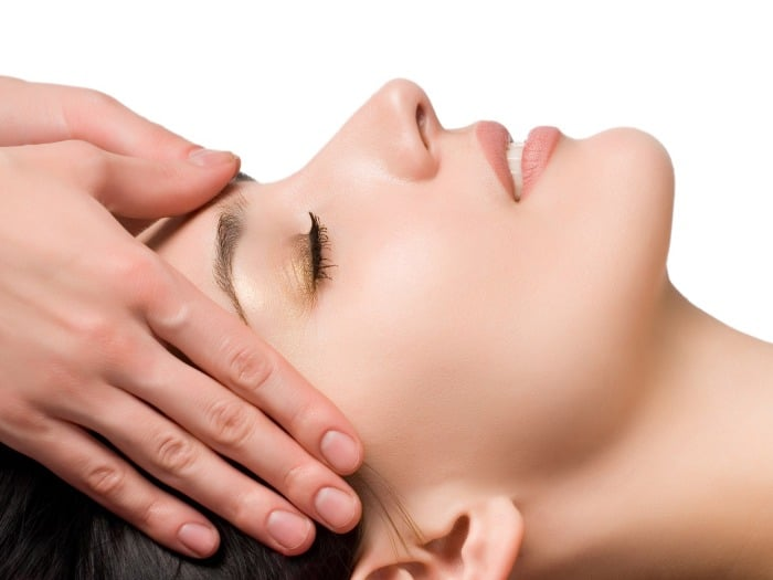 Как сделать массаж маме