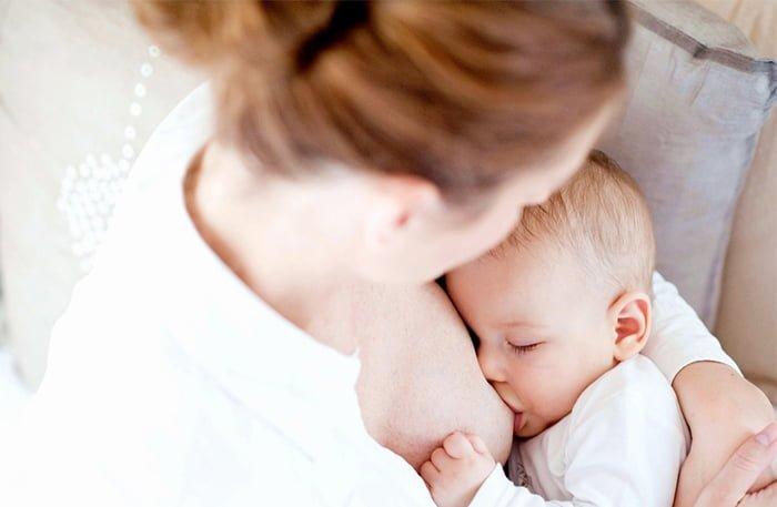 кормление грудью при гриппе