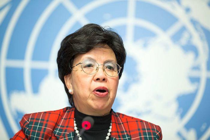 глава всемирной организации здравоохранения