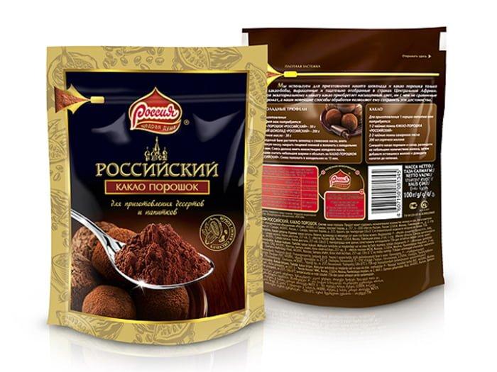 порошок для приготовления какао