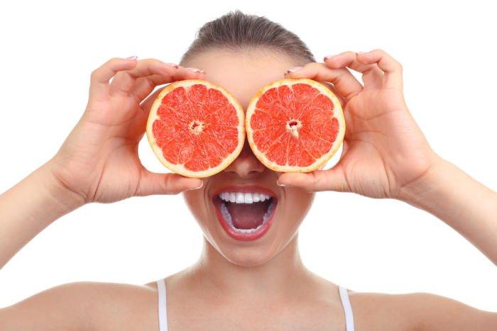 польза грейпфрута для кормящей мамы