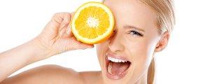 апельсин в меню кормящей мамы