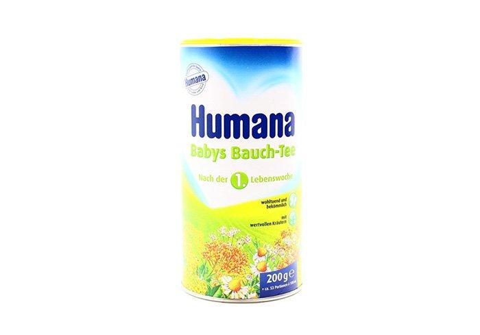 хумана, чай для кормящих мам