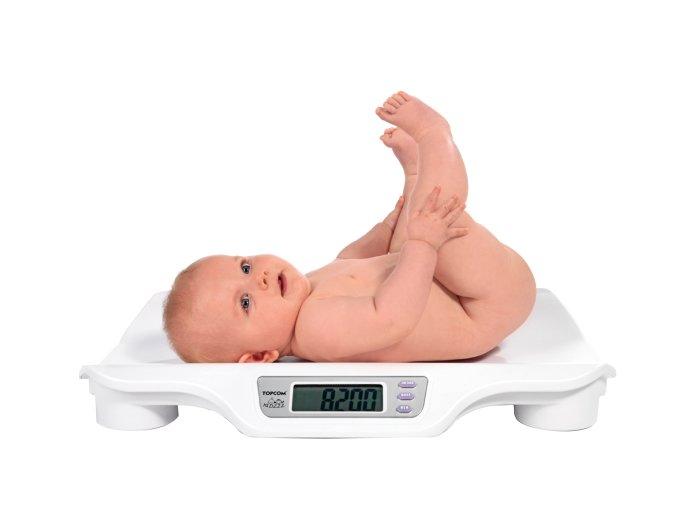 потеря веса у малыша при потливости