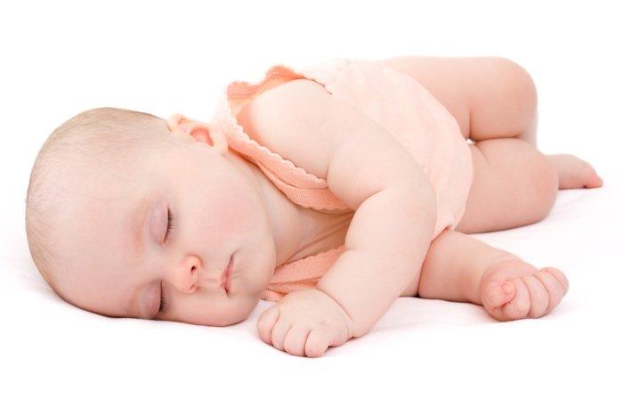 сон у грудничка во время болезни
