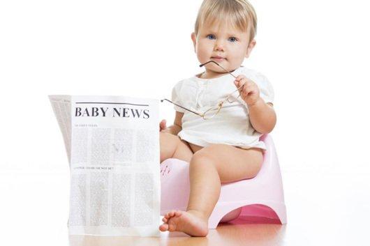 цистит у новорожденного