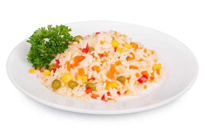 рис с кукурузой при грудном вскармливании