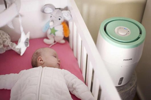 увлажнитель для детской комнаты