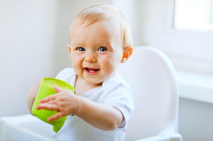 кружка для малыша