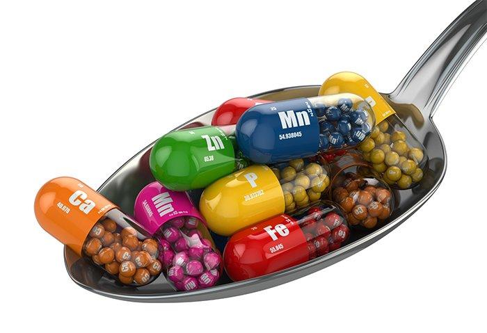 дозировка витаминов