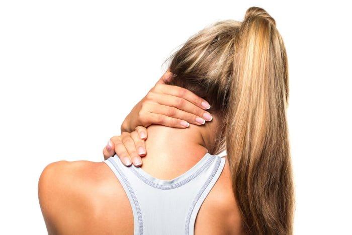 боль в шее при остеохандрозе