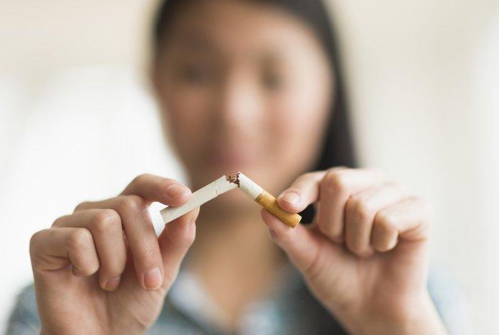 курение при гв