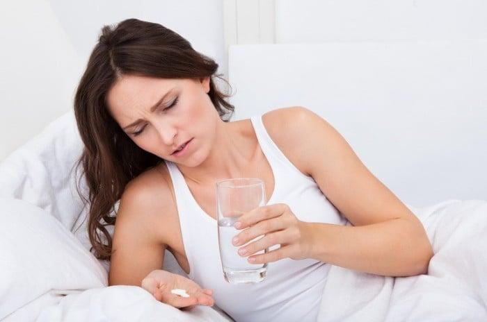 головная боль при передозировке