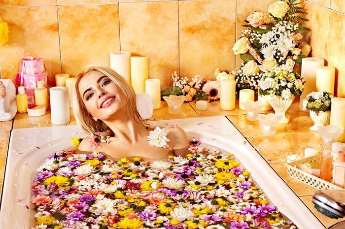 травяная ванна при грудном вскармливании