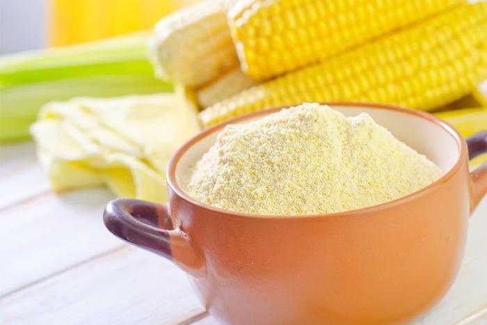 кукурузная каша в прикорм