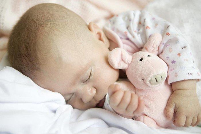 режим сна у новорожденного