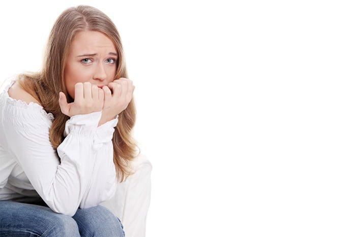 симптом тревожности