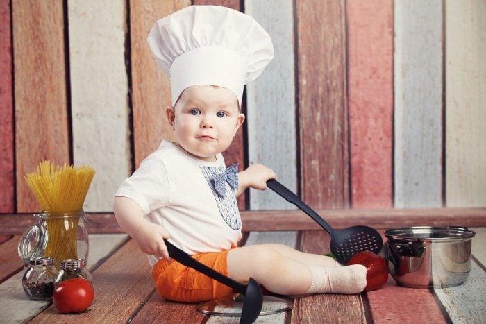 Меню для ребенка 1-2 лет на неделю с рецептами