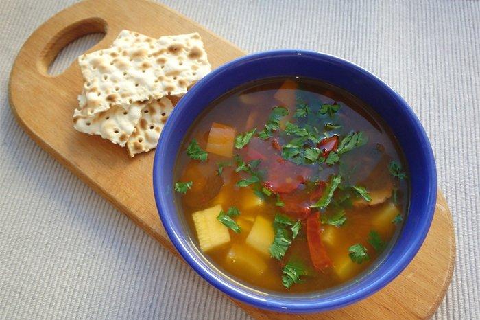 овощной суп для ребенка 2ух лет