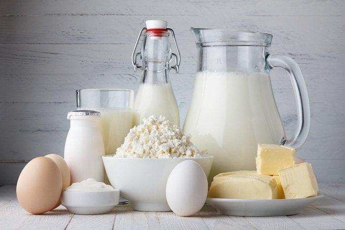 молочные продукты для грудничка
