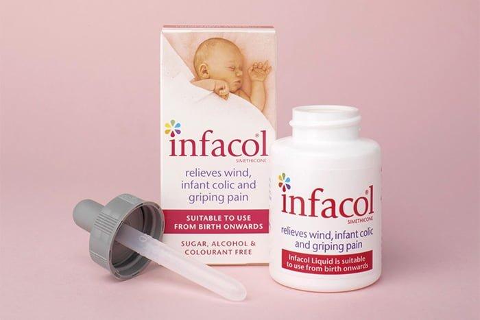 инфакол для новорожденных