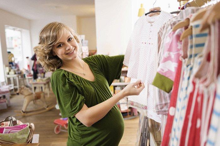 выбор одежды для грудничка