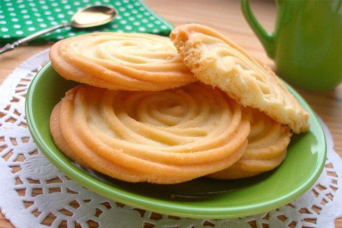 постное печенье для аллергиков