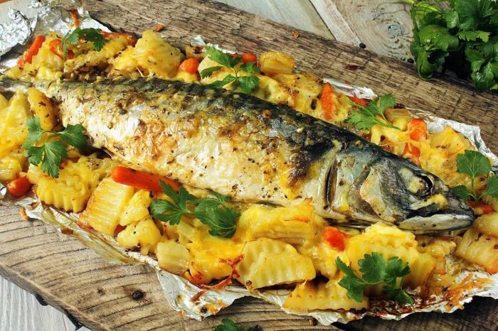 рыба для ребенка